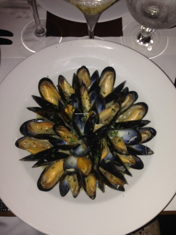Mussels At Primo